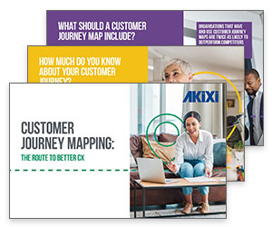 Whitepaper: Customer Journey Mapping: The Route to Better CX Thumbnail