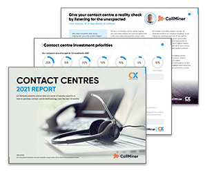 Contact Centres 2021 Report Thumbnail