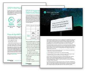 eBook: A Benchmark Guide for Call Center Automation Thumbnail