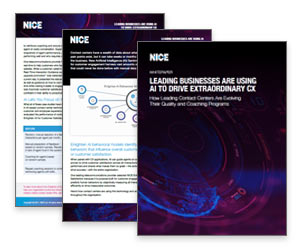 White Paper: How Leading Contact Centres Are Evolving Their Quality and Coaching Programs Thumbnail