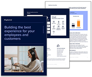 White Paper: Building the Best Experience for Your Employees and Customers Thumbnail