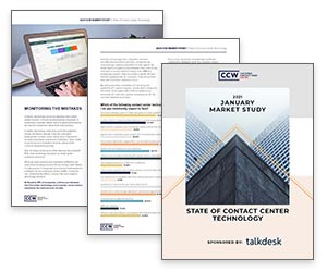 White Paper: State of Contact Centre Technology Thumbnail