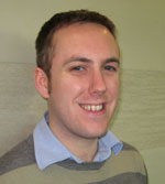 Conor Bowler, solutions architect, Amcat