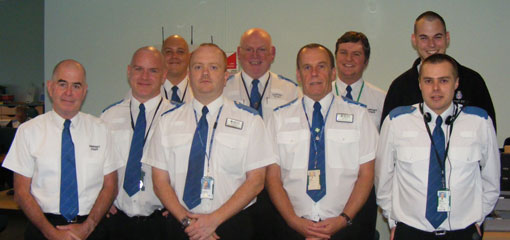 The Kent Police call takers post shave