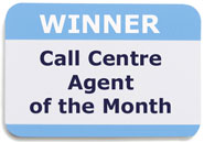 Agent of the Month Logo