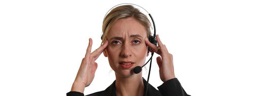 stress in call center sales What is it like to work in a call center in  the level of burn-out due to psychological stress is very  there are sales incentive bonuses and benefits that no.
