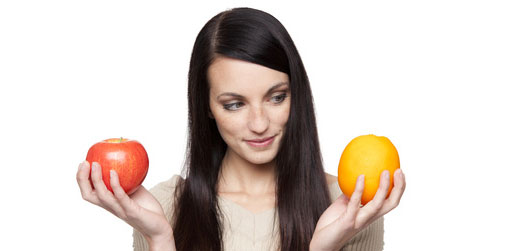 apples vs oranges essay How many times have you heard someone complain, it's like comparing apples  and oranges the statement is always definitive and implies.