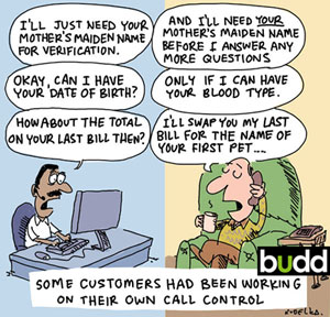 Budd Cartoon