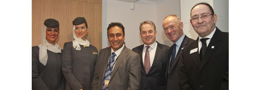 the team who opened the new contact centre