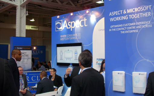 Aspect stand