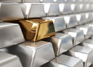gold bar in a among silver ones - are you worth your weight in gold?