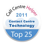 Call Centre Helper 2011 Contact Centre Technology Top 25