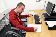 wheelchair-home-office