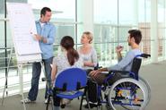 wheelchair-office