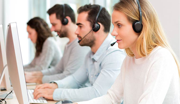 skills and competencies for roles in the call centre