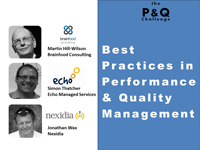 Webinar Slides: Best Practices in Performance and Quality Management by Marin Hill Wilson