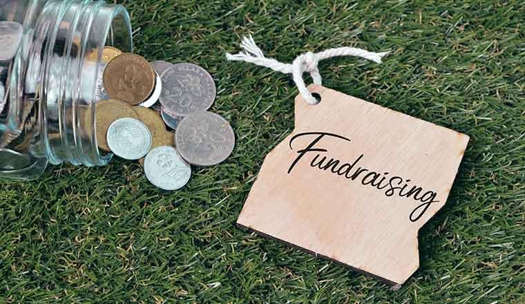 fundraising jar