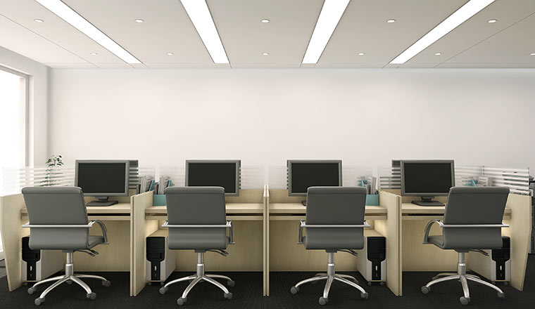 The Best Desk Layouts for the Contact Centre