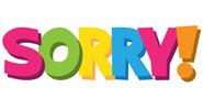 sorry-185