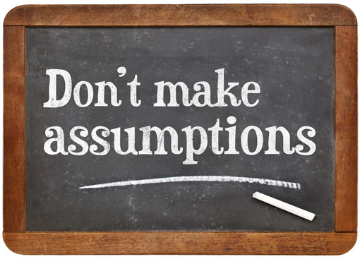 assumptions-510