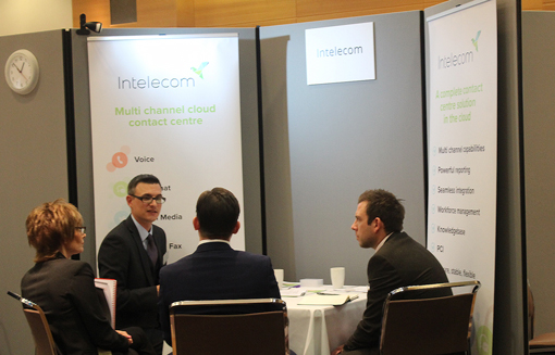 Intelecom sharing their complete contact centre solution in the cloud