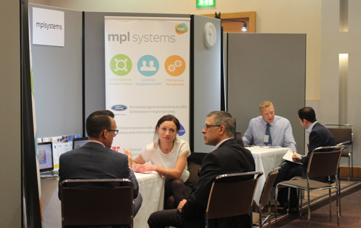 Solutions on show by mplsystems