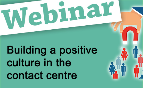Recorded Webinar :Building a Positive Culture in the ...