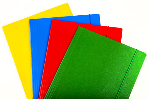 different-coloured-folders-510