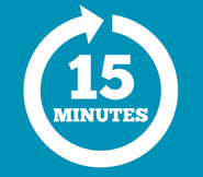 fifteen-minutes-blue-sign-185