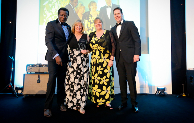 Contact Centre of the Year - Small – Mira Showers