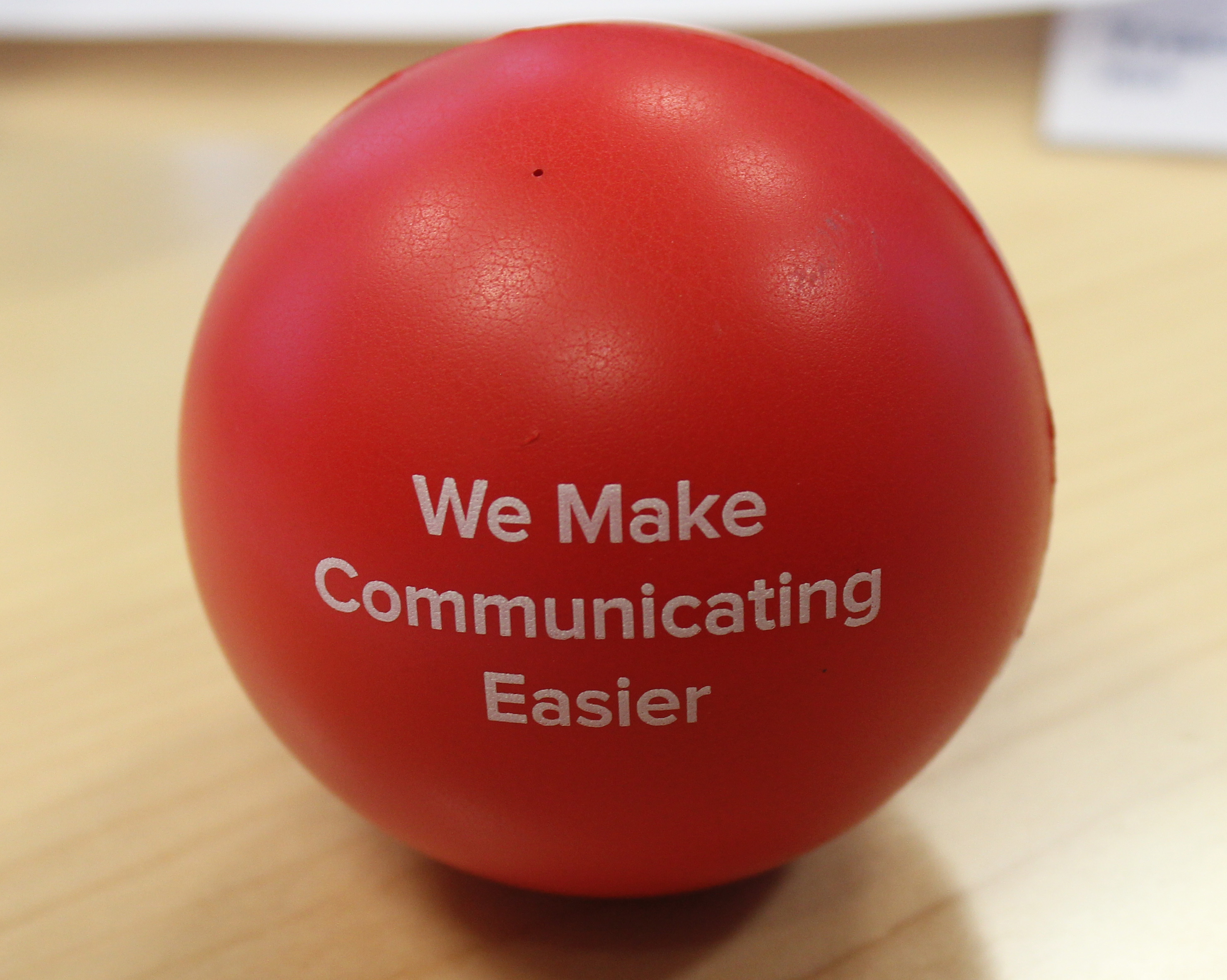 intercall-stress-ball