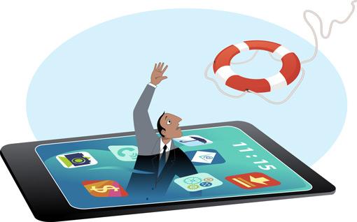 man-drowing-in-smart-phone510