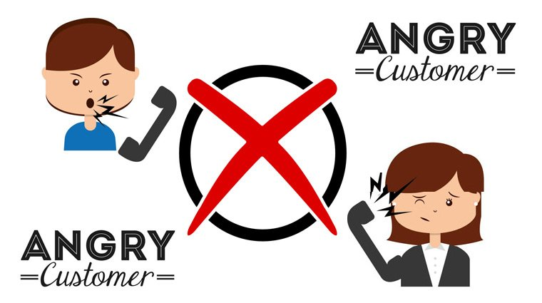 The Right Words and Phrases to Say to an Angry Customer