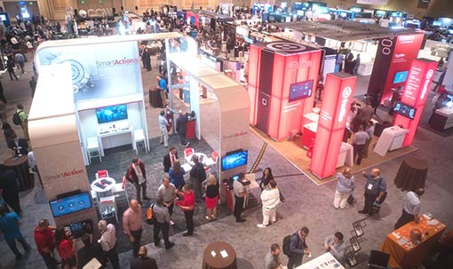 Here is a picture from last year's event, follow the link to find more: twitter.com/callcenterweek