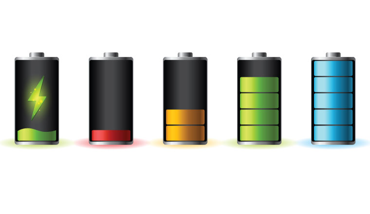 life span of battery as it charges