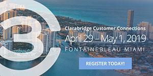 Clarabridge customer connections event