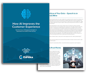 Callminer How ai improves the customer experience whitepaper