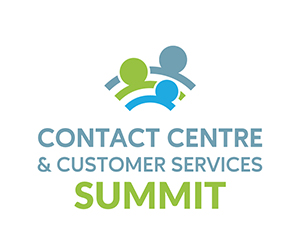 contact centre and customer services summit logo