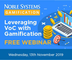 noble systems return on investments webinar