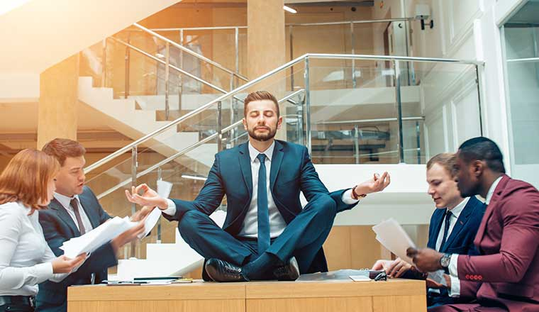 wellbeing in office