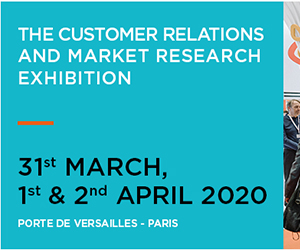 The customer relations and market research exhibition