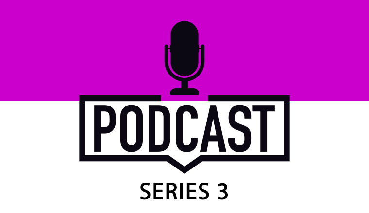 Series three of the contact centre podcast