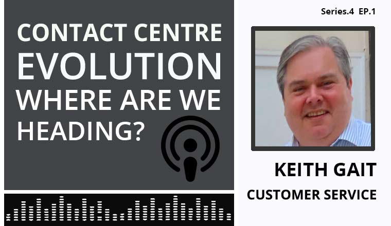 Podcast Image Keith Gait