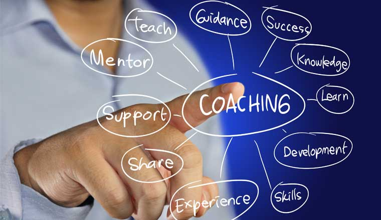 A picture of a coaching ideas