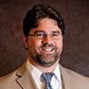 A headshot of Eric Hagaman