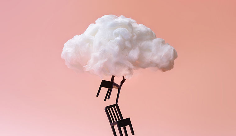 chair to cloud