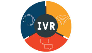 A picture of IVR icons