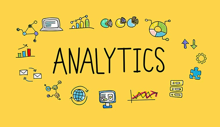 """A picture of the word """"analytics"""""""