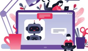 A picture of a Chatbot