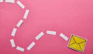 A picture of email management concept